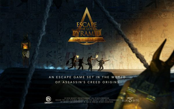 Ubisoft Escape The Lost Pyramid